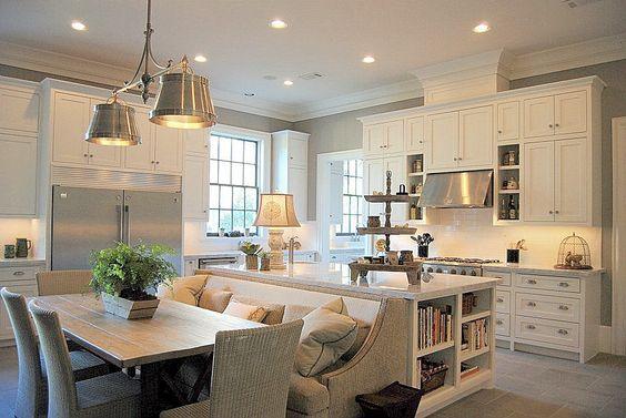 Cách trang trí nội thất trong nhà theo phong cách tân cổ điển