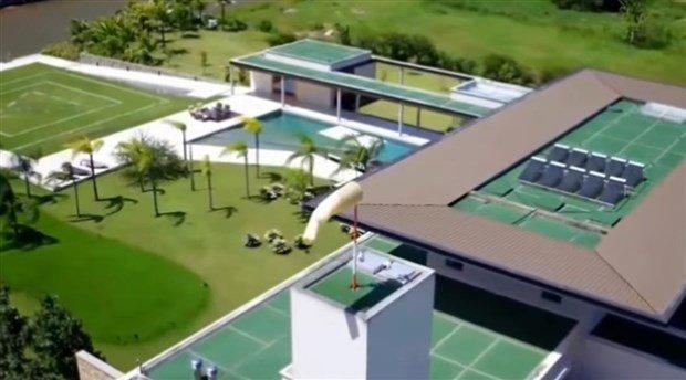 Thiết kế biệt thự 8 triệu Euro của Neymar 2