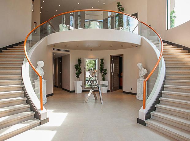 Thiết kế nội thất biệt thự 300 tỷ của Rihanna