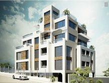 không gian xanh được sử dụng nhiều trong thiết kế kiến trúc trụ sở làm việc