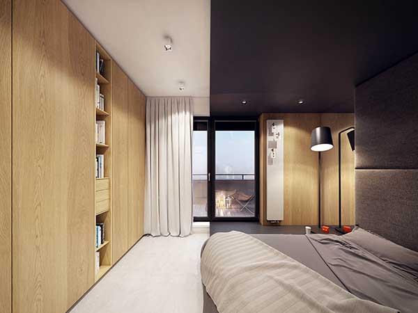 Thiết kế nội thất căn hộ chung cư 90m2 với những màu sắc rực rỡ- 14