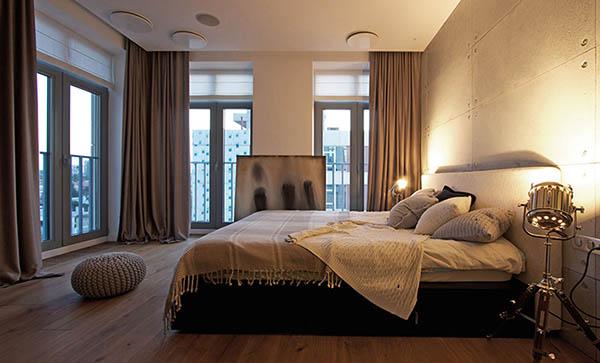 Cách bố trí nội thất phòng ngủ đẹp giá rẻ
