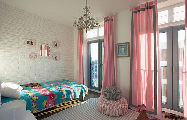 Thiết kế nội thất căn hộ chung cư xanh 110m2- 8
