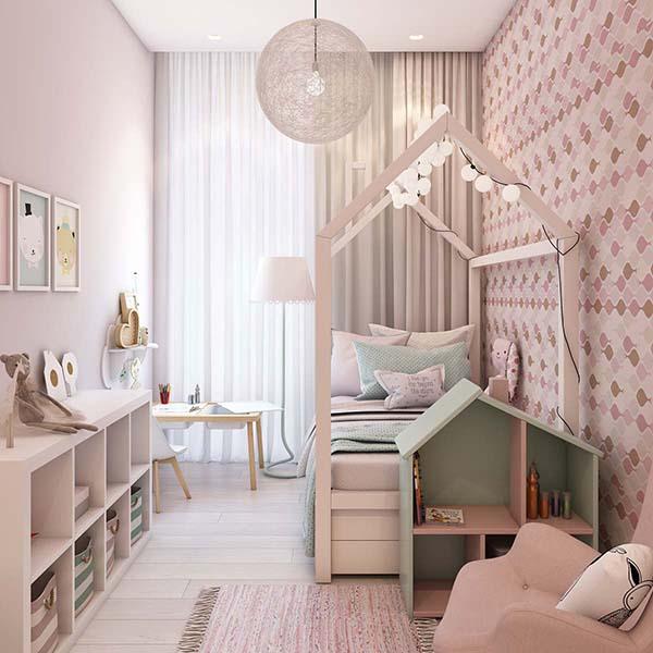 Thiết kế nội thất căn hộ chung cư 100m2 phong cách hiện đại- 11
