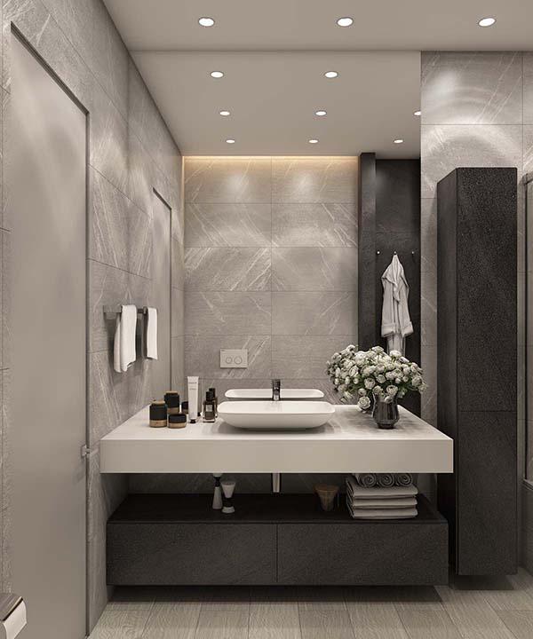 Thiết kế nội thất căn hộ chung cư 100m2 phong cách hiện đại- 13