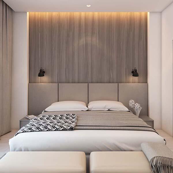 Thiết kế nội thất căn hộ chung cư 100m2 phong cách hiện đại- 5