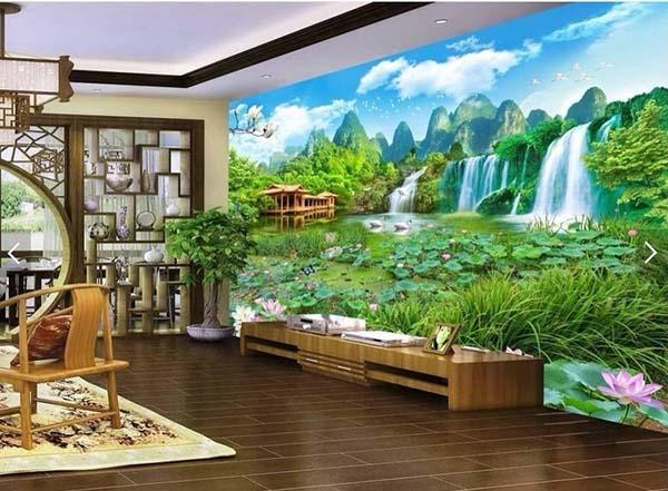 Xu hướng sử dụng gạch lát sàn 3d trong trang trí nội thất nhà ở- 17