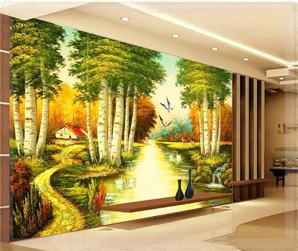 Xu hướng sử dụng gạch lát sàn 3d trong trang trí nội thất nhà ở- 9