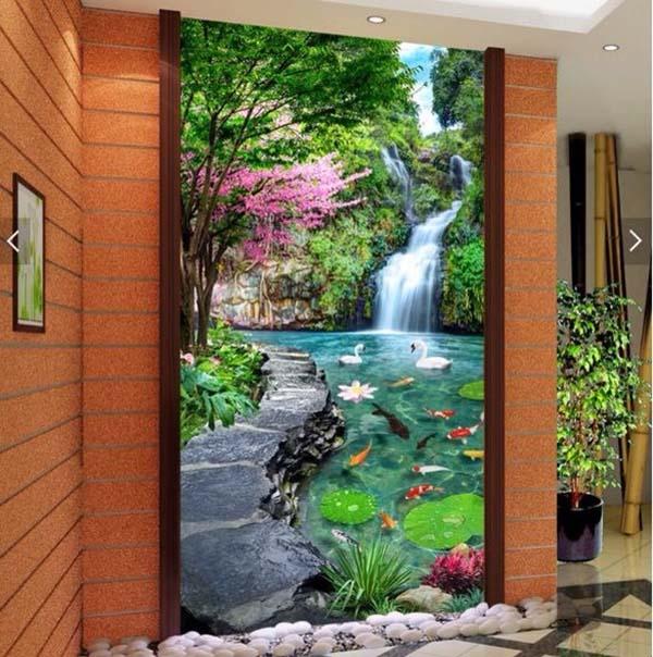 Xu hướng sử dụng gạch lát sàn 3d trong trang trí nội thất nhà ở- 12