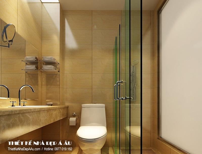 hình ảnh nội thất phòng tắm hiện đại