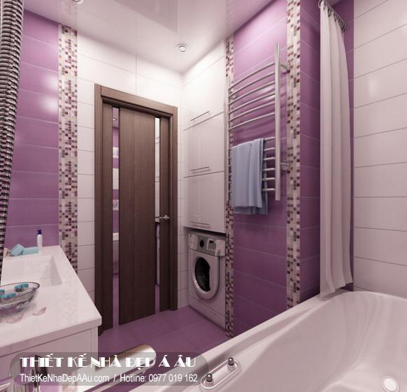 Cách sử dụng nội thất hợp lý thiết kế phòng tắm