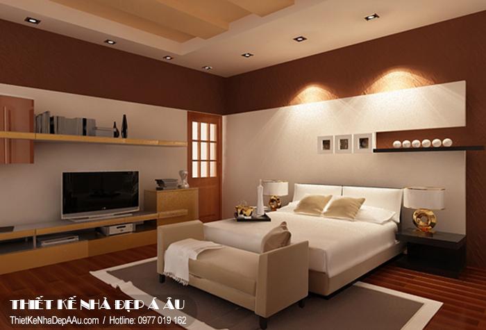 Xu hướng thiết kế nội thất phòng ngủ hợp phong thủy