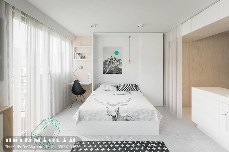 Tư vấn lên phương án thiết kế nội thất phòng ngủ đẹp