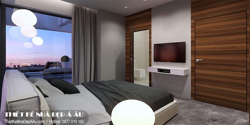 Cách bố trí nội thất phòng ngủ đẹp