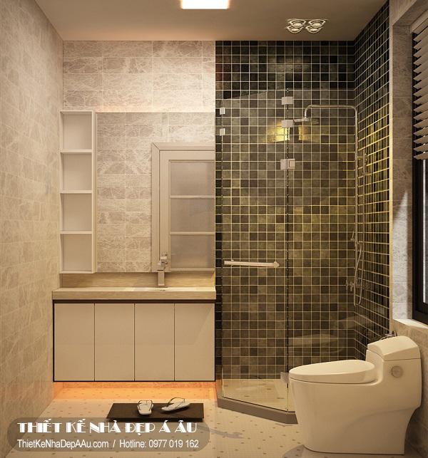 Nội thất nhà tắm hiện đại