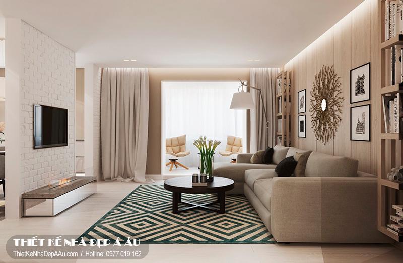 Tư vấn thiết kế nội thất phòng khách đẹp
