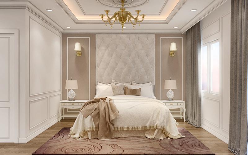 Trang trí phòng ngủ đẹp xinh