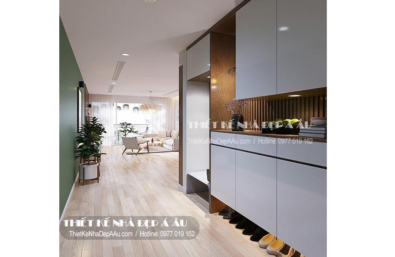 Trang trí nội thất căn hộ chung cư đẹp