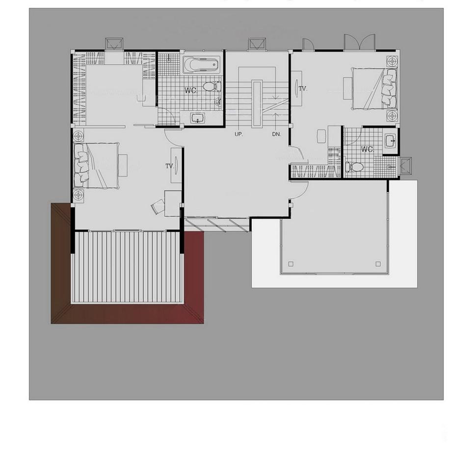 hình ảnh mặt bằng tầng 3