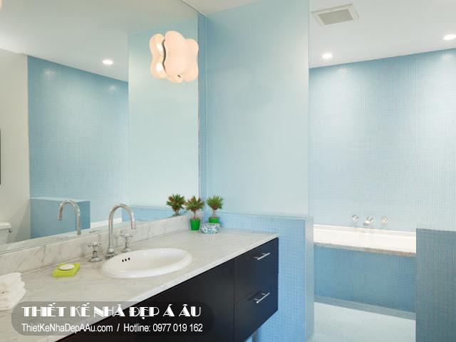 hình ảnh nội thất phòng tắm
