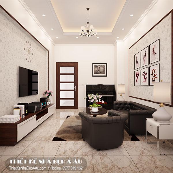 Trang trí nội thất phòng khách