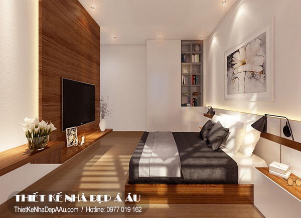 Trang trí phòng ngủ đơn giản đẹp giá rẻ