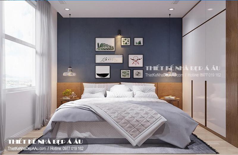 Phòng ngủ đẹp và tiện nghi