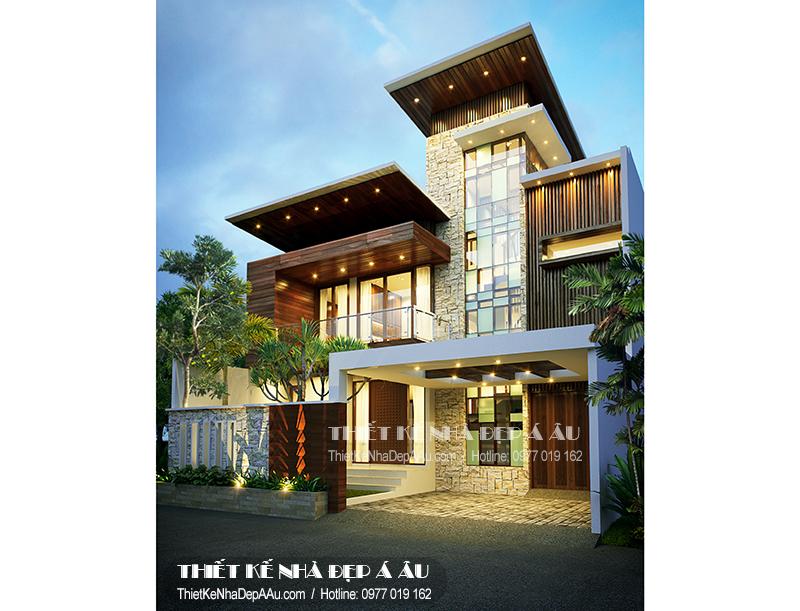 Mẫu thiết kế khách sạn mini