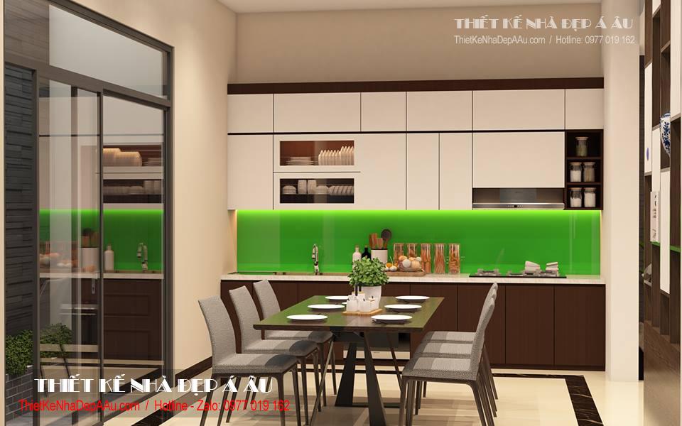 Tư vấn cách trang trí nội thất phòng bếp