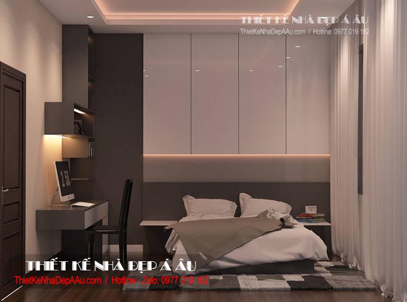 Bố trí nội thất cho phòng ngủ