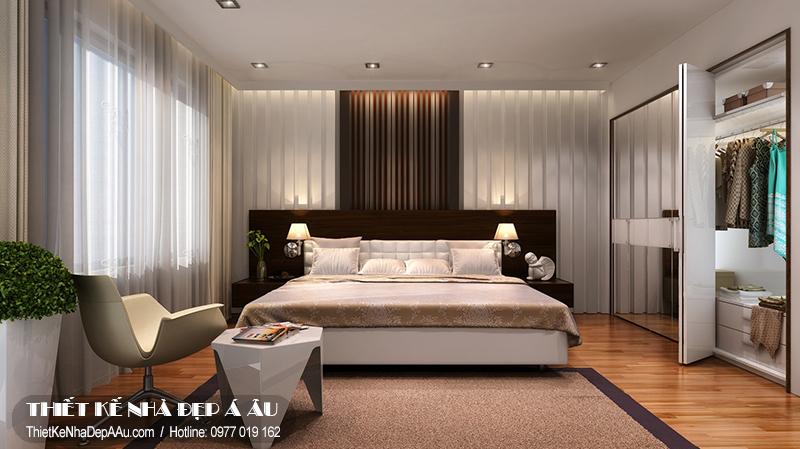 Lên phương án thiết kế phòng ngủ đẹp