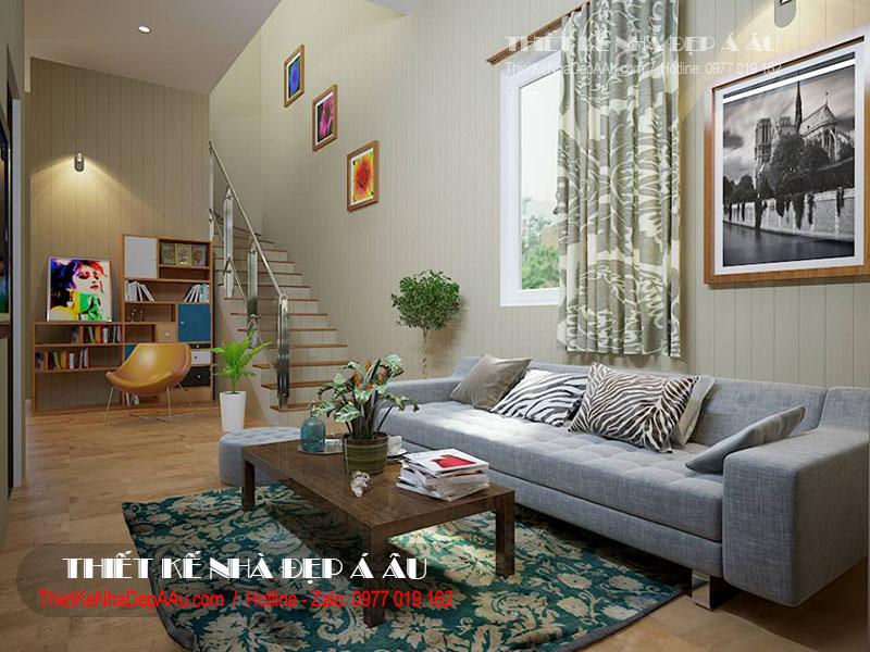 Phương án bố trí nội thất phòng khách hợp lý
