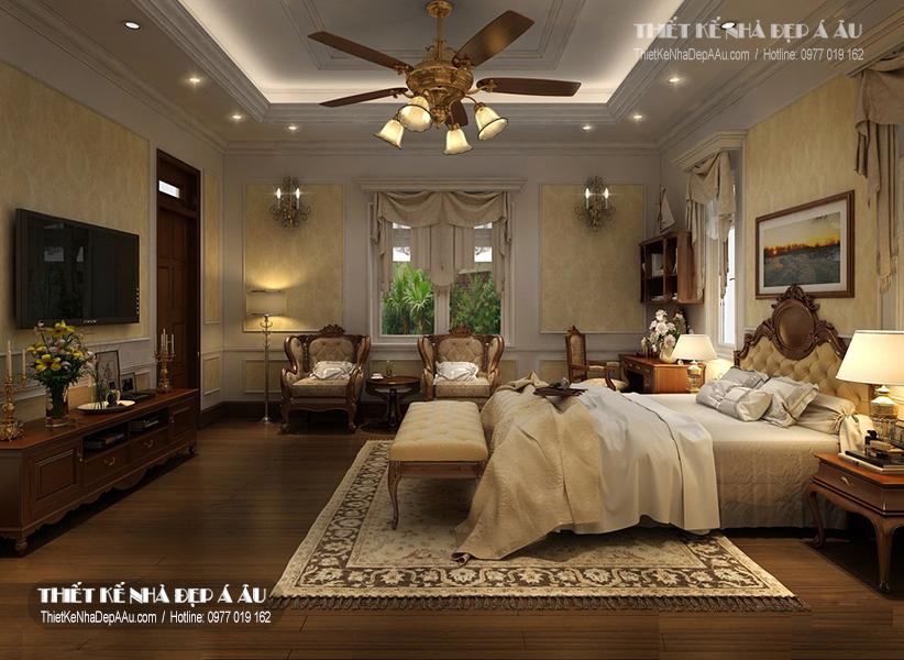 Cách bố trí không gian phòng ngủ đẹp