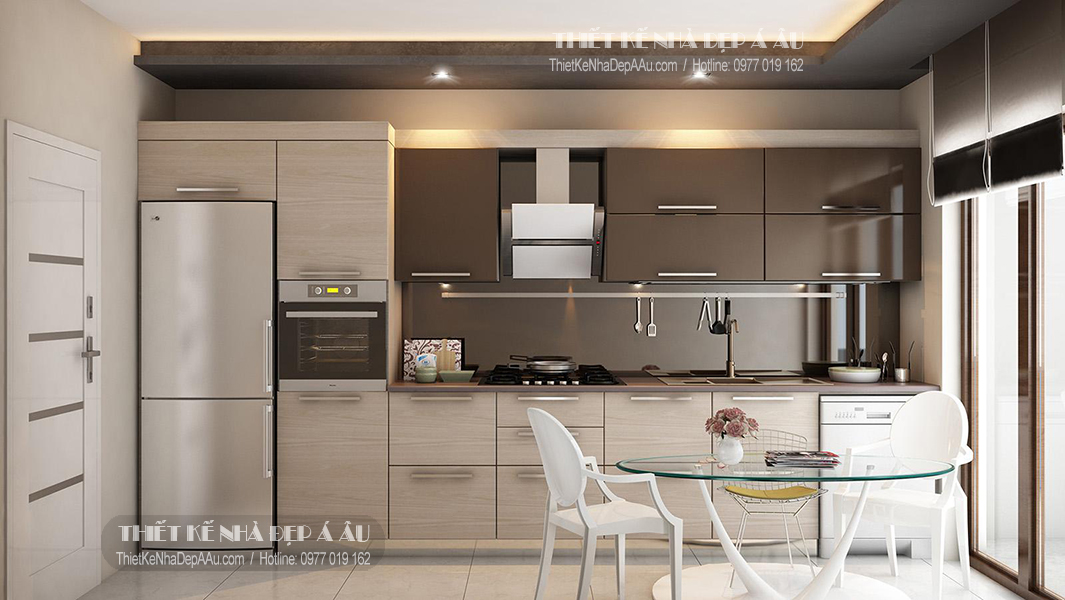 hình ảnh nội thất phòng bếp