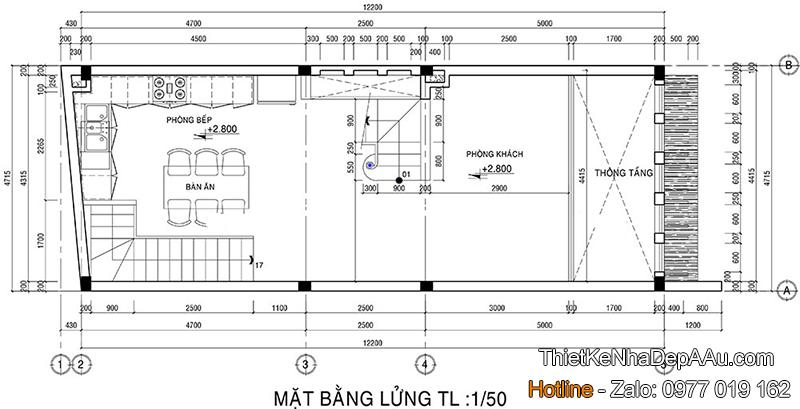 mat bang tang lung