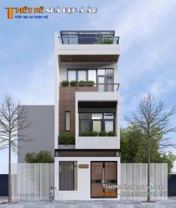 Tư vấn lên phương án thiết kế nhà phố đẹp