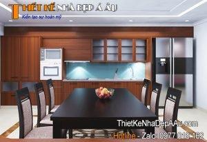Trang trí không gian phòng bếp