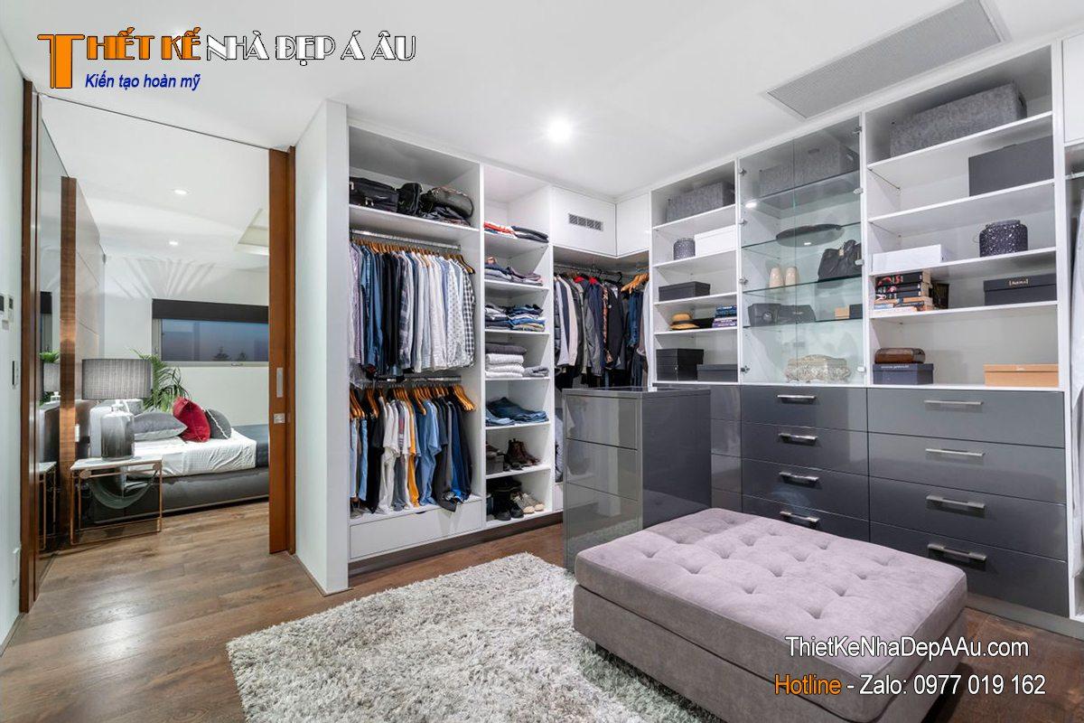 thiết kế nội thất biệt thự nghỉ dưỡng Tam Đảo
