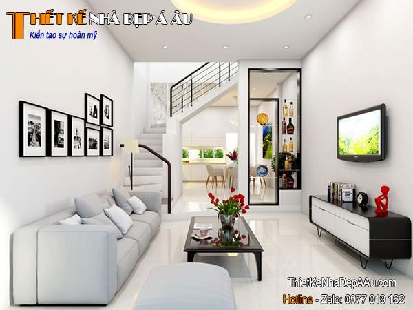 Cách bố trí nội thất tầng 1