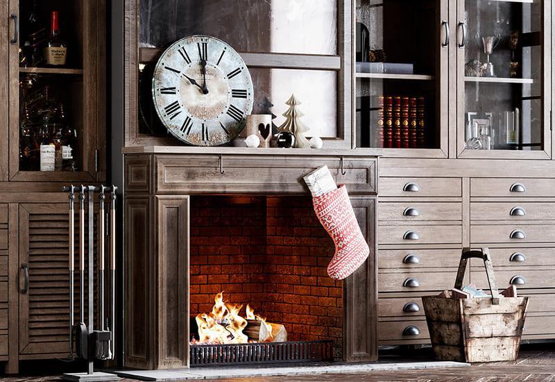 Trang trí nội thất phong cách vintage nhẹ nhàng gần gũi