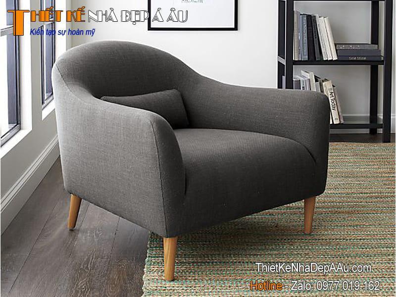 Sofa đơn kích thước nhỏ