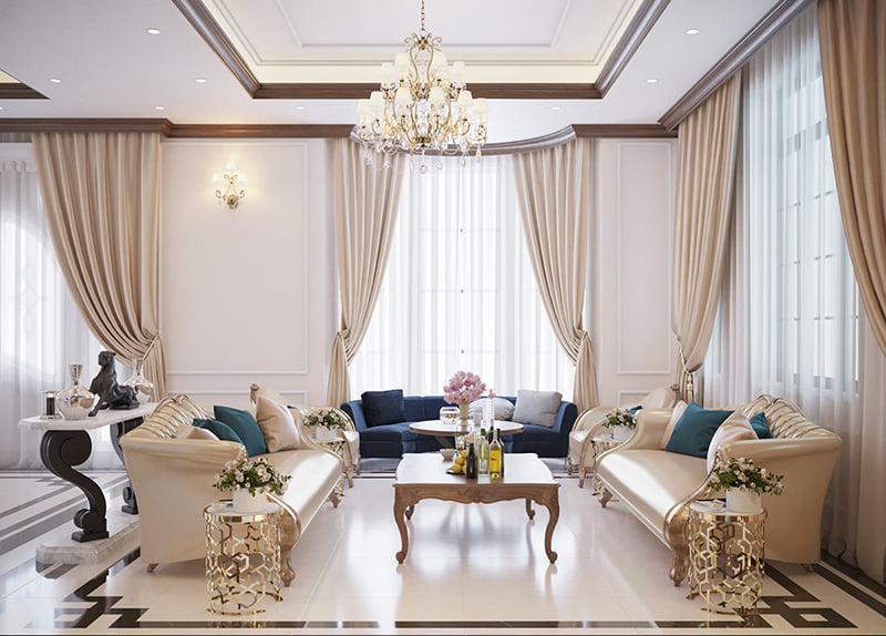 bộ ghế sofa quý phái