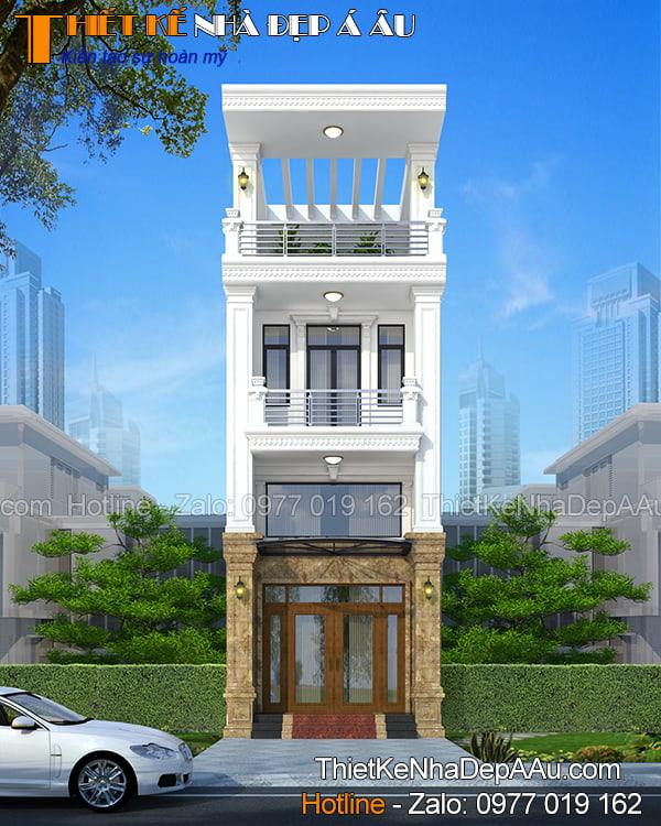 Nhà phố 3 tầng 80m2
