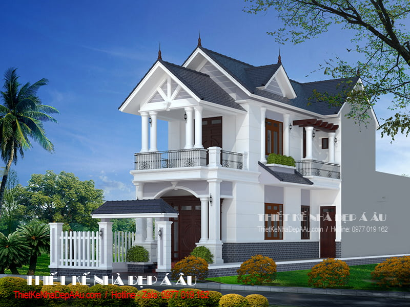 Ngôi nhà đẹp giá rẻ