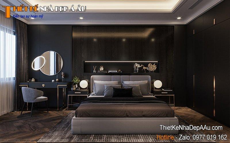 thiết kế nội thất hiện đại cao cấp