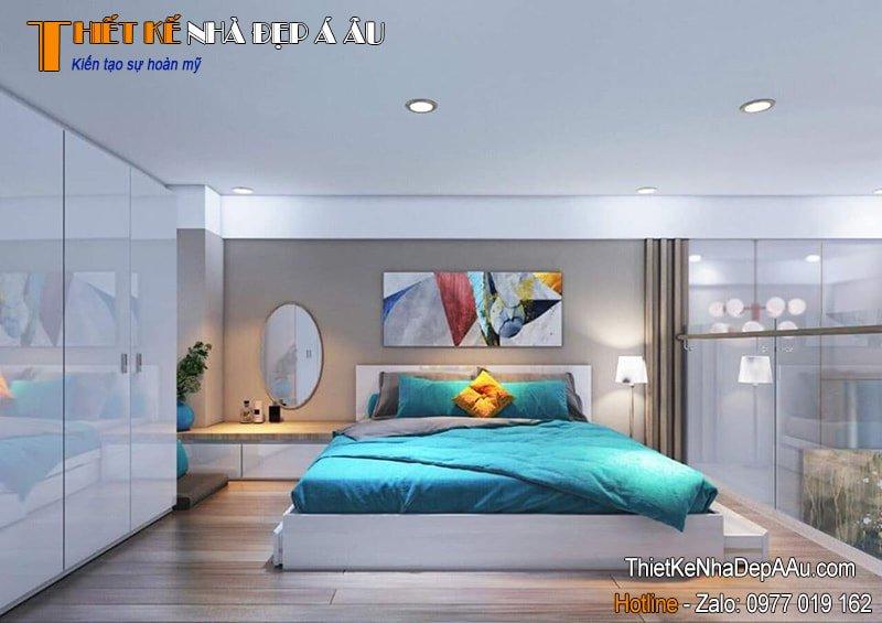 thiết kế nội thất phòng ngủ nhà đẹp
