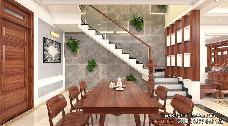 Nội thất nhà phố 3 tầng
