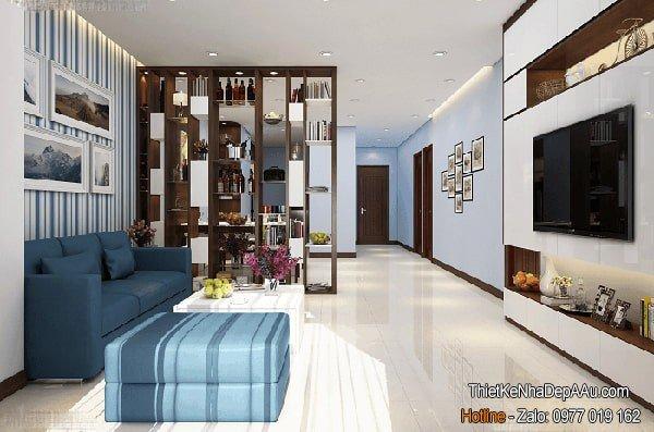 thiết kế nội thất nhà ống đẹp
