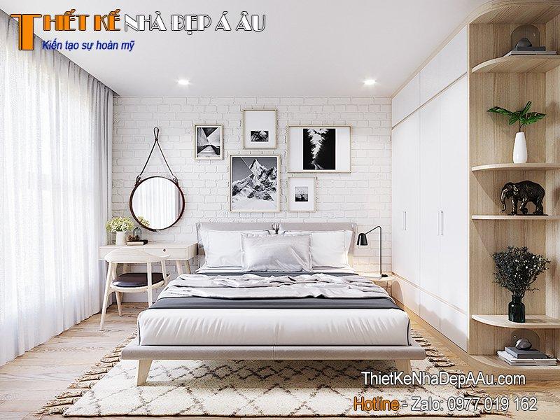 phòng ngủ 12m2
