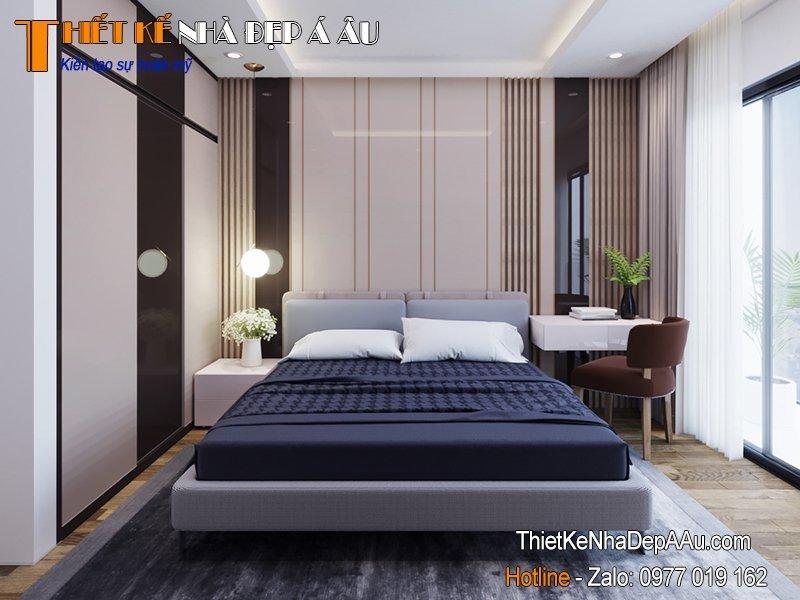 Thiết kế nội thất phòng ngủ 10m2